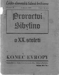 Sibylina proroctví pro xx. století